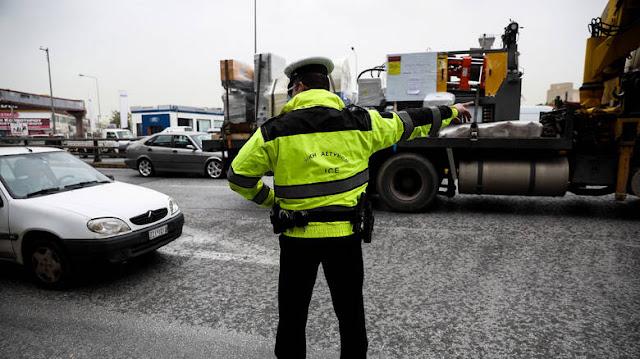 Θεσπρωτία: Η Τροχαία της Θεσπρωτίας στους δρόμους ενόψει των εορτών...