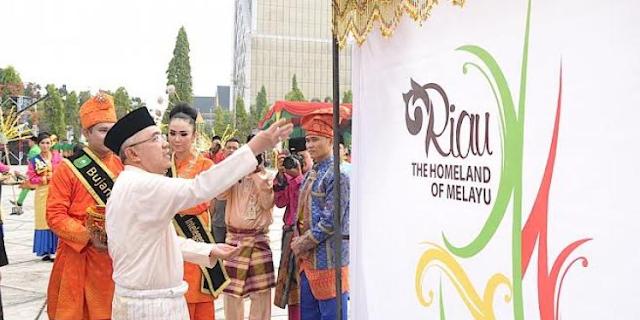 Riau Miliki 20 Warisan Budaya Tak Benda di Indonesia, Gubri: Riau Memang Pusat Kebudayaan Melayu