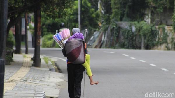 Ramadhan di Tengah Corona, PMKS Musiman Mulai Menjamur di Kota Bandung