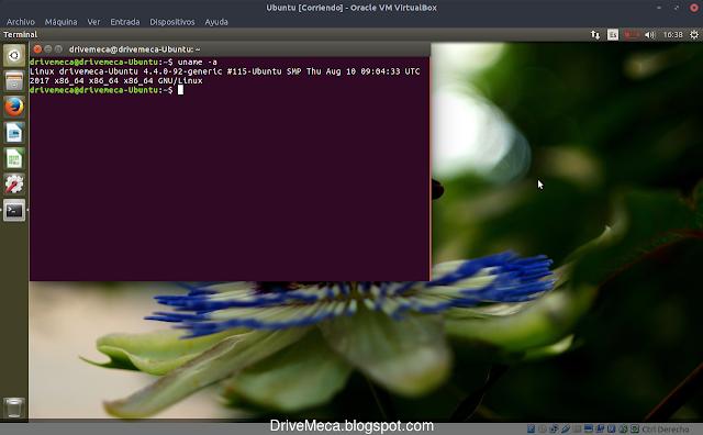 Verificando version de kernel linux instalada