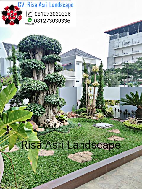 Tukang Taman Sidoarjo | Jasa Desain & Pembuatan Taman
