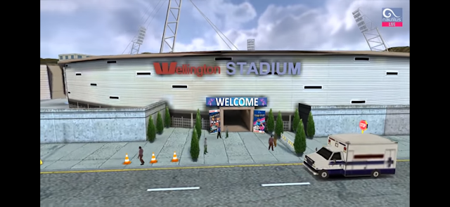 Real Cricket 19 New Stadium
