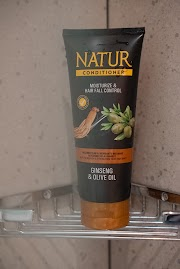 [REVIEW] : NATUR CONDITIONER GINGSENG & OLIVE OIL