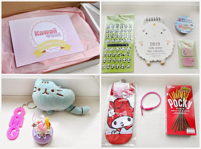 Kawaii Box, November Kawaii Box, Subscription Box