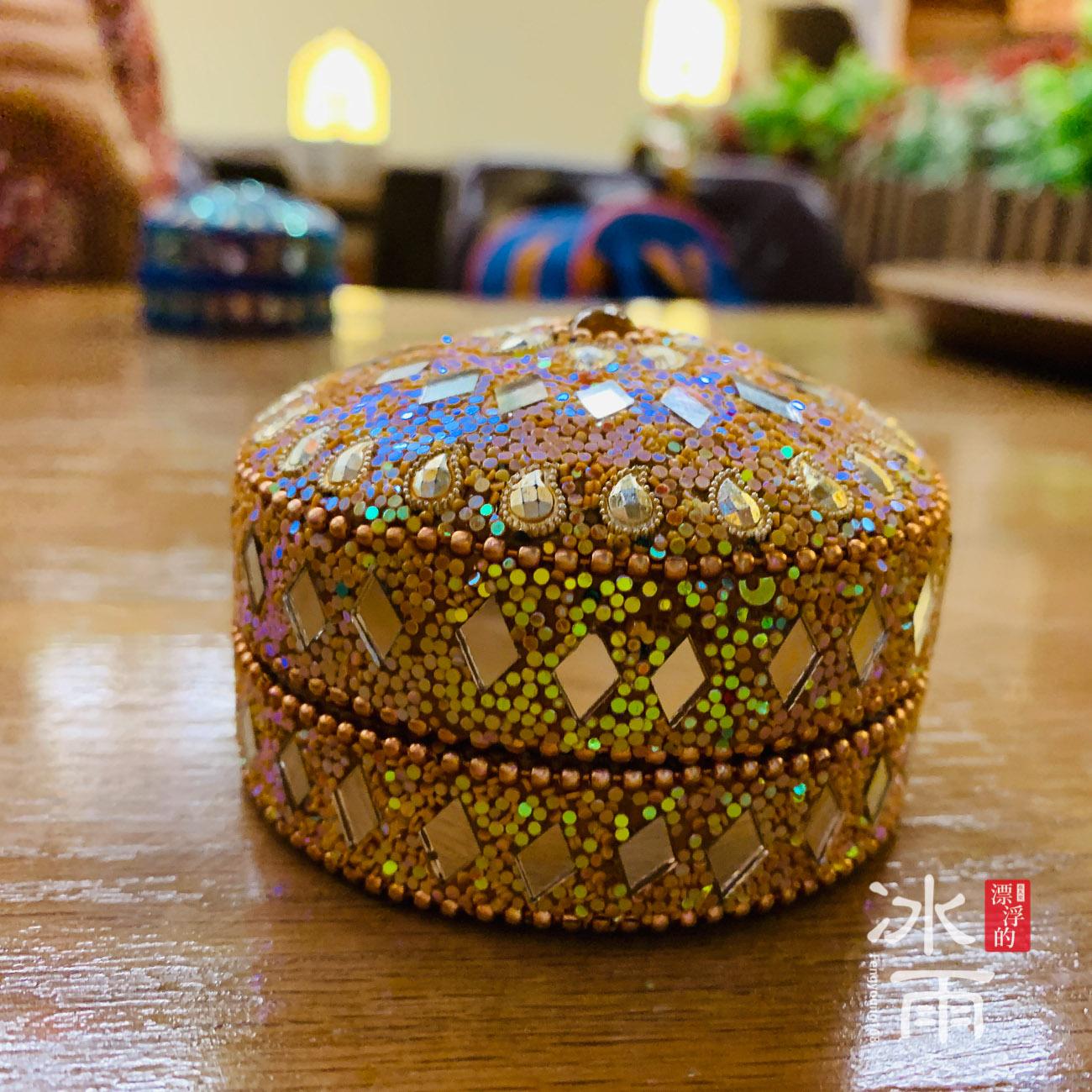 印渡風情|印度料理餐廳|精巧手工盒