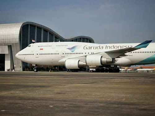 Garuda Indonesia rute Denpasar - Melbourne