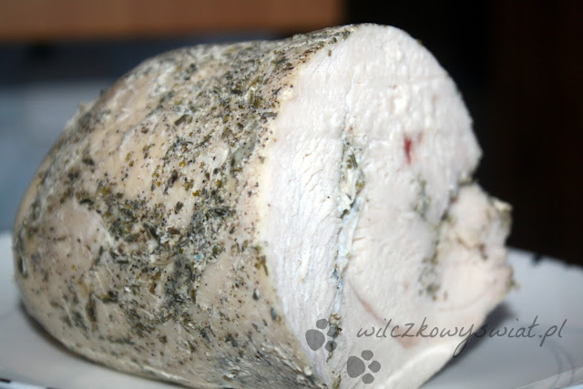 Filet z indyka z szynkowaru
