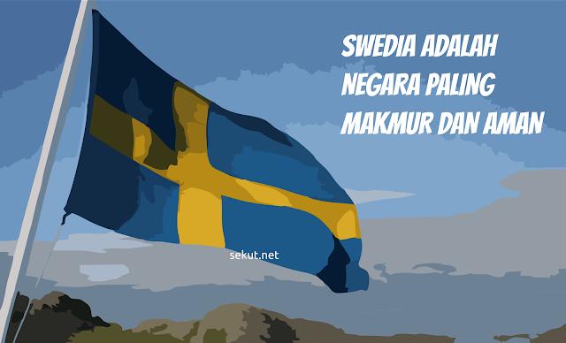 Swedia, Negara Maju dengan Sebagian Besar Atheis namun Paling Makmur dan Aman di Dunia
