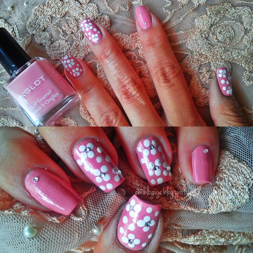 # 70 ...FLOWER NAILS ...