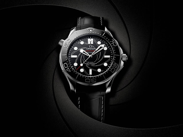 Omega Seamaster Diver 300M James Bond platinum numbered edition watch replica ref. 210.93.42.20.01.001