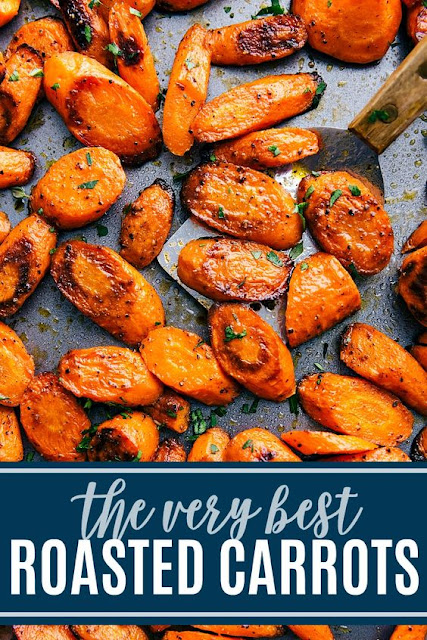 The Very Best Roasted Carrots (2 Ways)