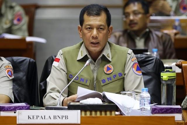 Puncak HPN 2021, Kepala BNPB Doni Monardo Akan Terima Medali Emas Pers
