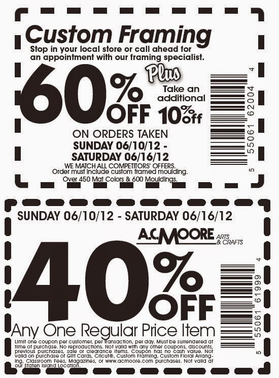 photograph regarding Ac Moore Coupon Printable called Ac coupon codes - Generate friend discount coupons mississippi