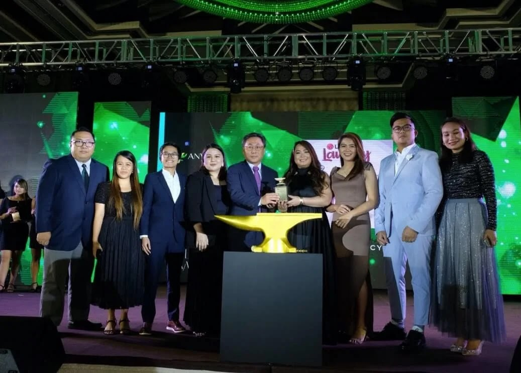 LG Champions Female Empowerment with its Anvil Awards Win
