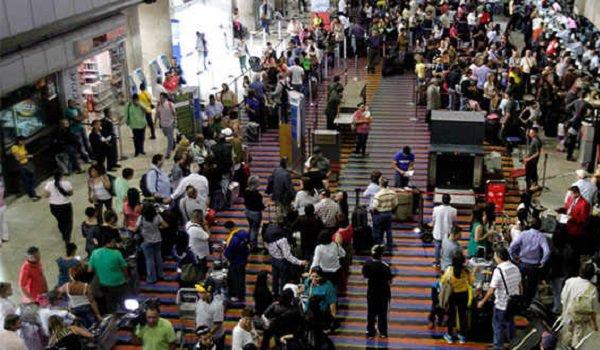 Alertan de que se multiplicaron las solicitudes de asilo de venezolanos en los primeros seis meses de 2017