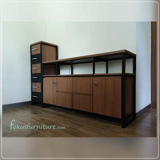 Furniture custom tema industrial