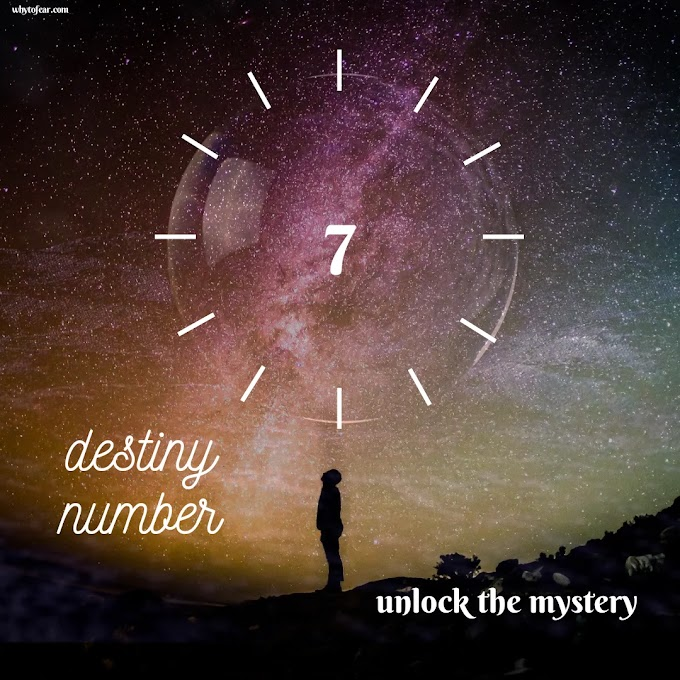 Untold Truth of destiny number 7-revealed