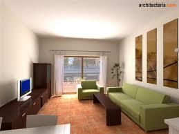Ruang Yang Sangat Simple Dan Kemas Kerusi Moden 4 Seater 1seater Meja Cofee 12 X 1 5 Tv Hiasan Dinding Pokok Bunga Langsir Makan
