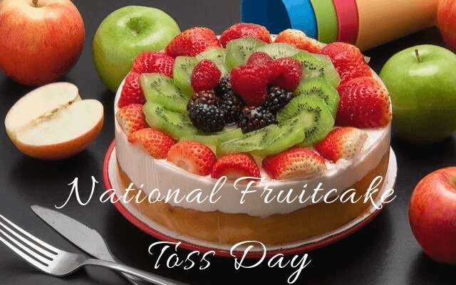 National Fruitcake Day Wishes Sweet Images