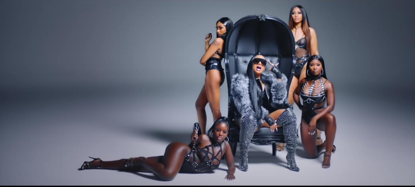Le clip Rap de Megan Thee Stallion : B.I.T.C.H