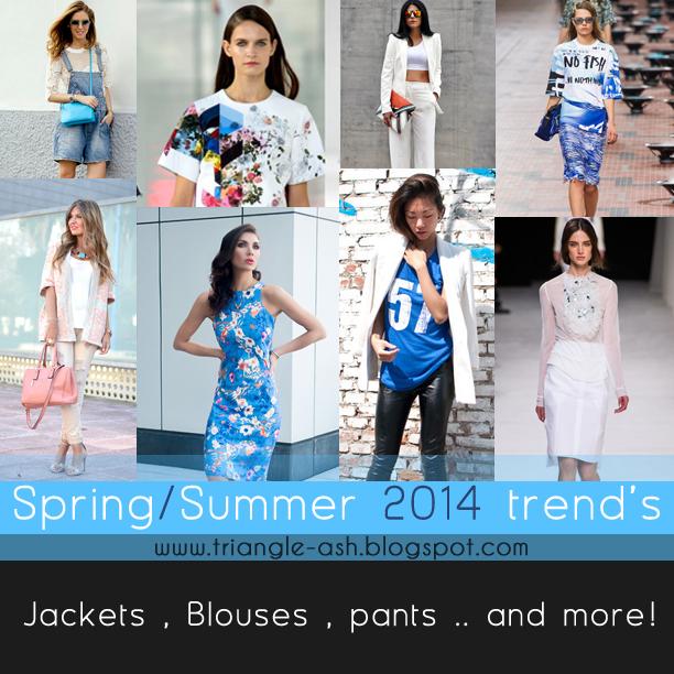9b2f91e6ae89e 1   Spring   Summer Trend s in   2014   آخر إتجاهات الموضة ...
