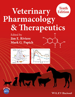 Veterinary Pharmacology and Therapeutics 10th Edition