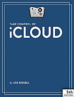 Take Control of iCloud, 5th Edition
