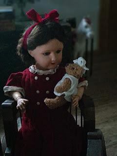 Muñeca bisque francesa de principios del s.XX