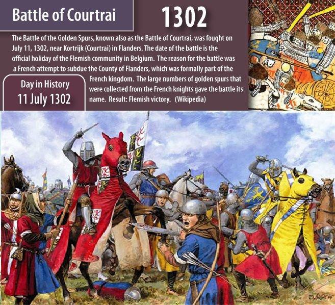 fête communauté, flamende, feesdag flemish community, 11juillet, july 1302