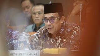DPR Sebut Langgar UU Tiadakan Haji, Menteri Agama : Saya Diminta Presiden