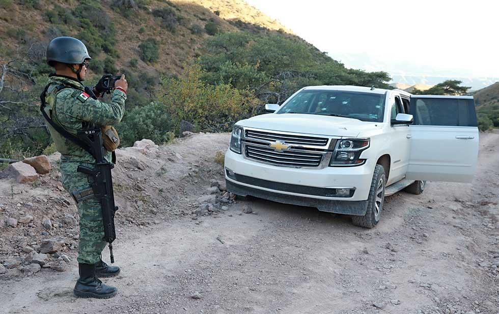"""""""El Mayo"""" líder pero de """"La Línea"""" el responsable por la ejecución de los LeBaron sin antecedentes en Chihuahua"""