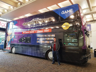 The SEGA Game Bus