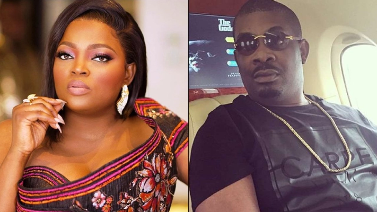 Don Jazzy has applauded actress Funke Akindele-Bello for owning up to her mistake after her faceoff with the Lagos state government.