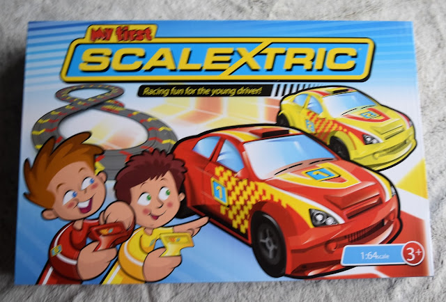 My First Scalextric | A Review