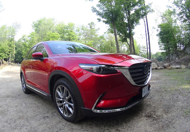 Mazda CX-9 2018 review