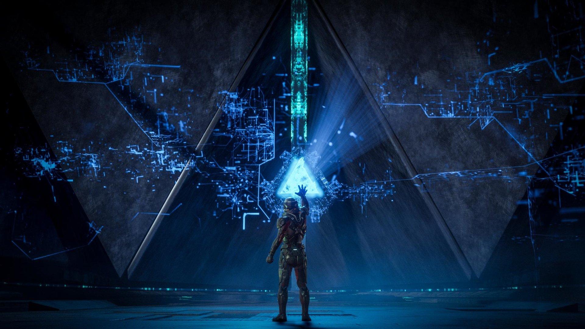 Mass Effect Andromeda Desktop Wallpaper: Save Mass Effect Andromeda HD Wallpapers