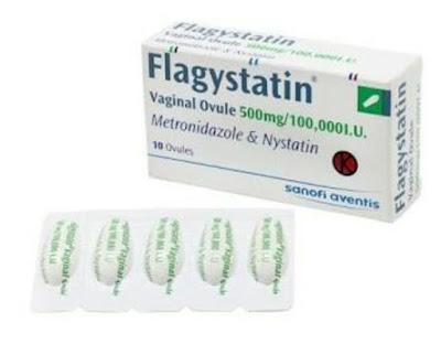 Flagystatin - Manfaat, Dosis, Efek Samping dan Harga