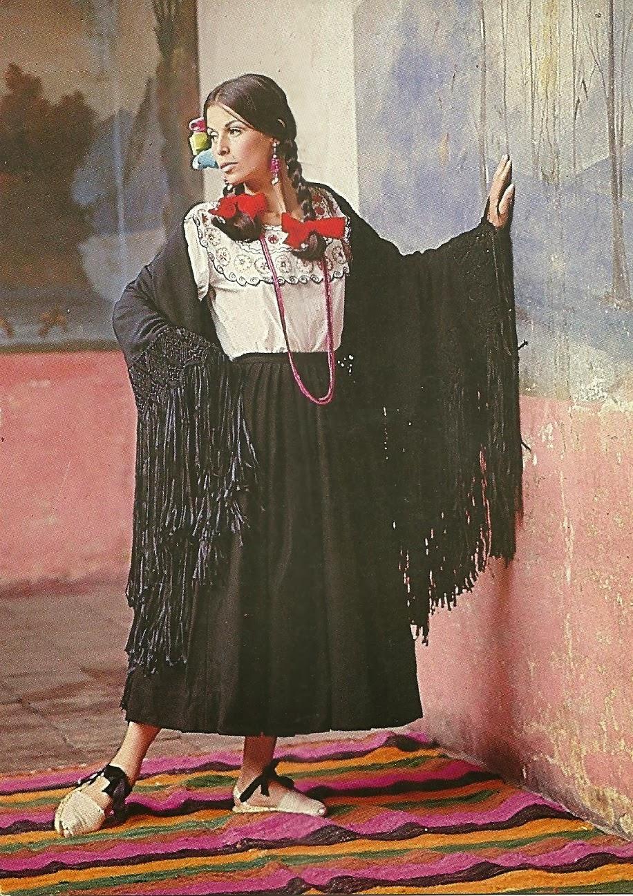 QUEBRADANEGRA CUNDINAMARCA El traje tradicional de Quebradanegra