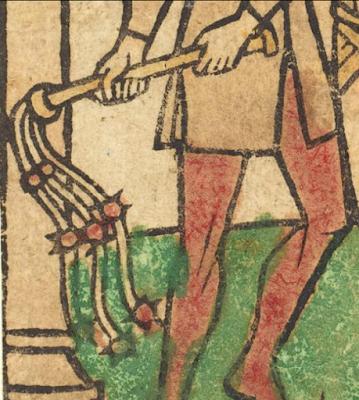 flagelacion azote latigo medieval ludwig of ulm