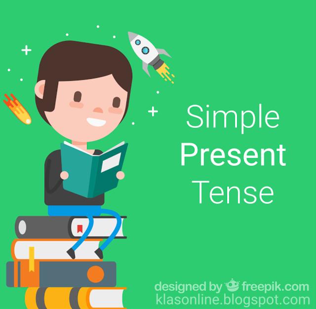 Pengertian, Rumus, Fungsi dan Contoh Simple Present Tense Pintar Sekolah