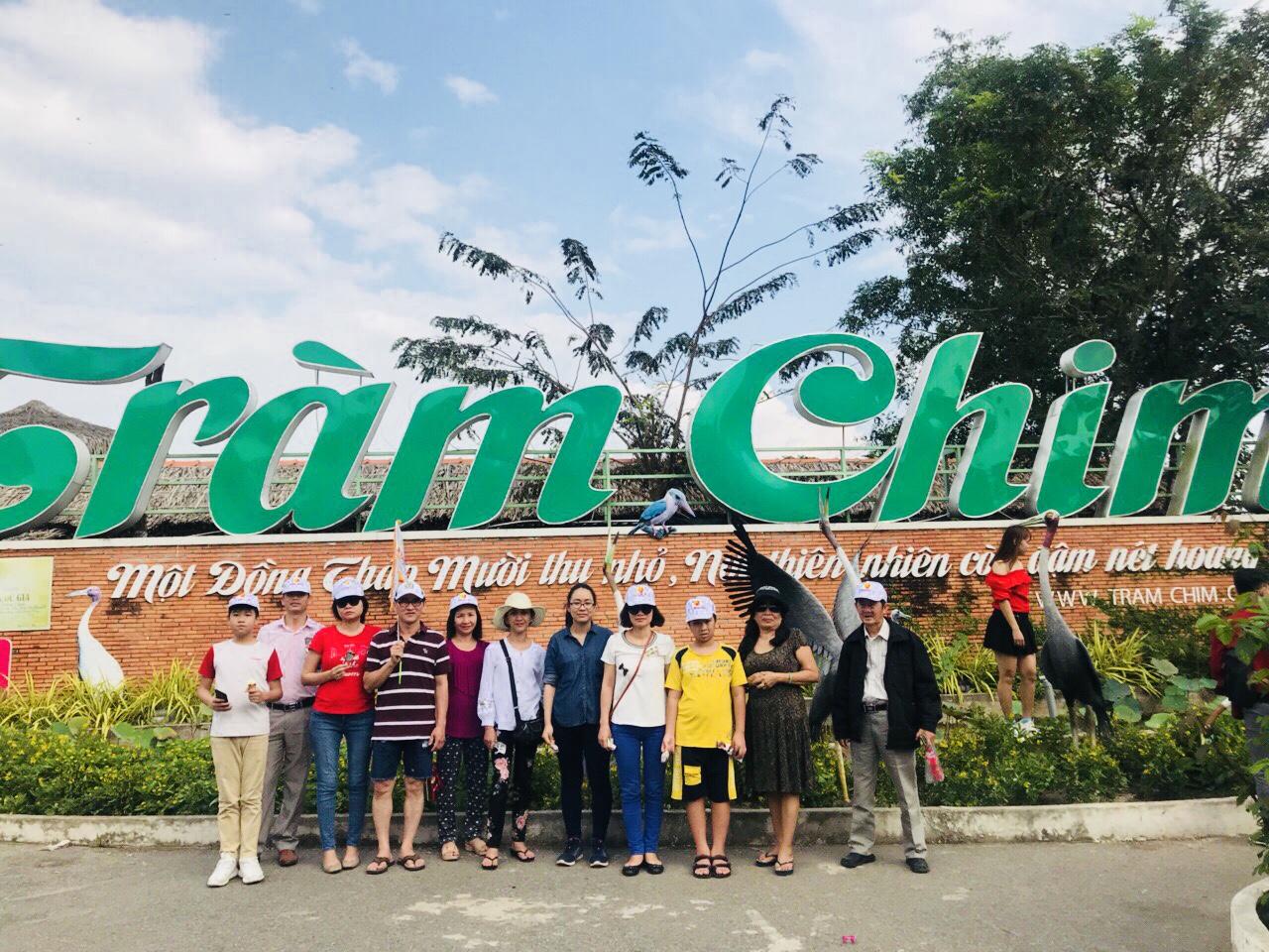 Khu du lịch Tràm Chim