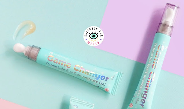 Somethinc Game Changer Tripeptide Eye Concentrate Gel