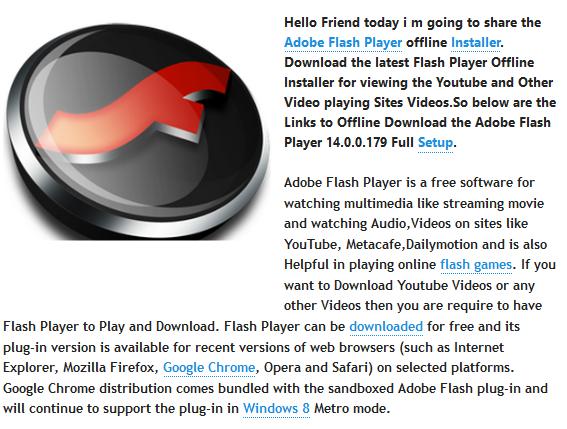 Flash player for windows 10 64 bit offline installer download