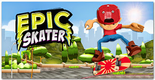 Epic Skater Mod Apk Terbaru v2.0.12 (Unlimited Coin/Soda)