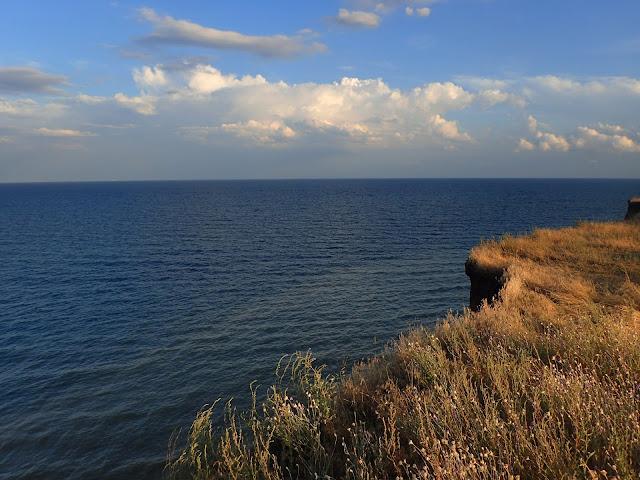 Morze Czarne koło Iljiczewska