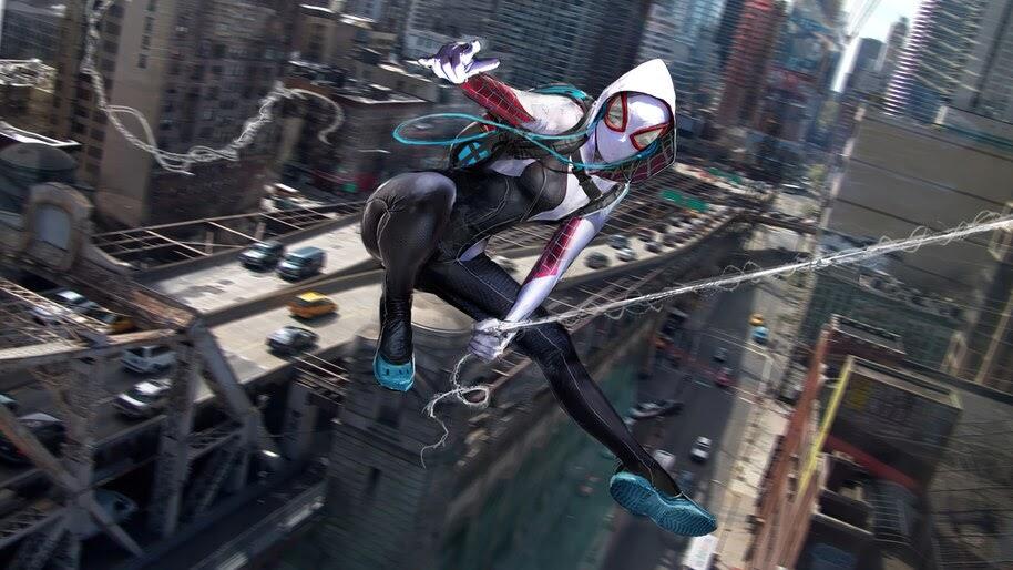 Spider-Gwen, 4K, #6.413
