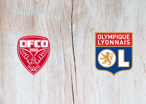 Dijon vs Olympique Lyonnais -Highlights 03 February 2021