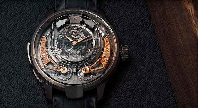 Armin Strom Minute Repeater Resonance