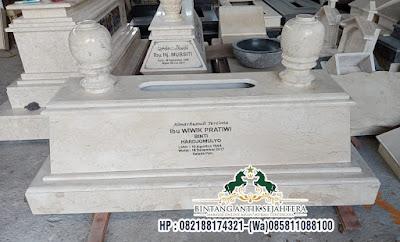 Kuburan Makam Marmer Sidoarjo, Model Makam Mataram Tunggal