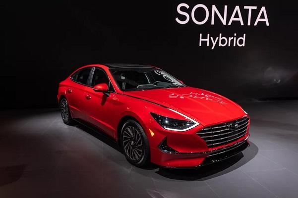 Hyundai Sonata Hybrid 2020 Desain Modern Ramah Lingkungan
